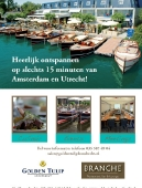 Flyer Golden Tulip